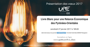 Livre Blanc pour une Relance Économique des Pyrénées-Orientales !