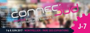 Connec'Sud le rendez-vous des entrepreneurs d'Occitanie  !