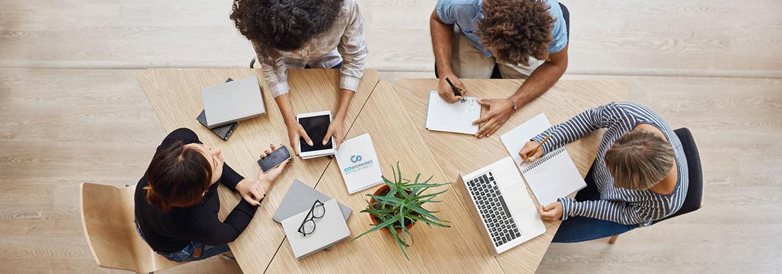 Un concept innovant, un espace d'échange, un réseau d'entreprises